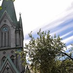 The Kristiansand Cathedral