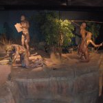 Ancient tribes display