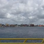 Cozumel after leaving the dock