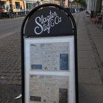 Photo of Slagter Stig Stoeberiet