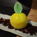Mousse de limón japonés...