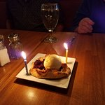 Dessert at Finch's