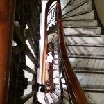 Impressive stairways