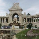 Palais Longchamp en restauration