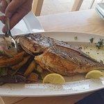Nothing like fresh fish