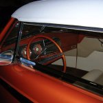 Mercury Lead Sled interior