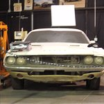Vanishing Point 2 Challenger Stunt Car