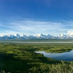 Denali and the Alaska Range