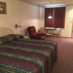 King Room Suite with adjoining Family Room