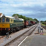 D6575 at Minehead For Diesel Enthusiasts