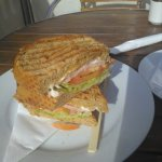 Gorgeous BLT at Holly,s