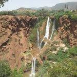 excursion à la cascade d'Ouzoud
