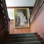 Painting on Stairway