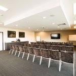 Conference Room can be set up to suit your needs