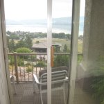 Balcony of Lakeview room