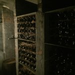 Wine store at Soho House