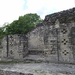 Detalles en los muros de los edificios