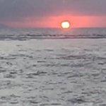 Morning sun rise 🌞