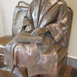 Rosa Parks statue at Rosa Parks Museum, Montgomery, AL