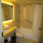 Room 530 - Pinnacle room - bathroom