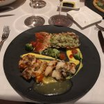 Caribbean lobster - tasty!