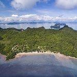 Exclusive beach resort on Koh Yao Noi, Thailand.