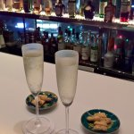 Complimentary drinks for IHG members