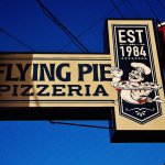 Foto de Flying Pie Pizzeria.