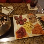 Meat selection for the Fondue Pot
