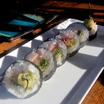 Sushi Roll, Sushi Blue, Park City, Utah