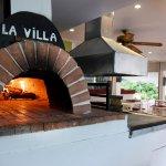 ภาพถ่ายของ Pizzeria la Villa luna
