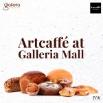 For bread, however you like it, at Artcaffe Bread Deli - Galleria
