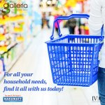 For everything you need, under one Roof- Nakumatt Galleria