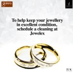 Keep your Jewellery in its prime,at Jewelex-Galleria
