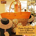 Perfect African Accessories, from Chaka Creations, Galleria