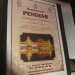 Carte Pendjab