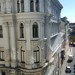 View from my room - sunny Vienna
