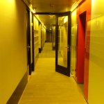 Qbic Hotel Amsterdam WTC Foto