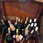 Wine bin