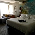 We really enjoyed our stay. Great staff comfortable room.