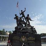 The National Monument, Kuala Lumpar.