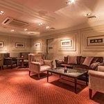 Usher's lounge