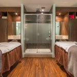 Dual spa treatment room