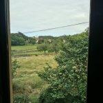 Vista de Cuerres desde la Habitación