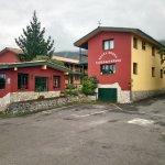 Exterior del Hotel Rural