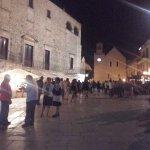 Piazze piu' belle di Conversano con il suo suggestivo Castello Aragonese