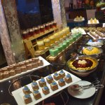 Nice Dessert Table