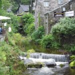 cafe by the stream Ambleside