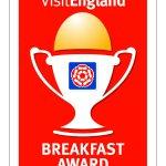 Visit England Breakfast Award 2017