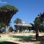 Parc Genovés à côté du Parador